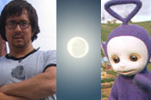 Wagner, Dr. King, and Tinky Winky
