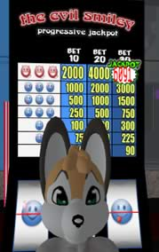 Furry Gambling In Second Life