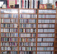 My CD shelf