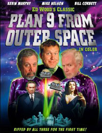 Plan 9 From Outer Space.
